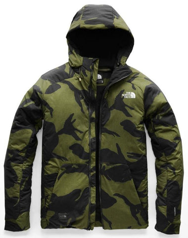 The North Face Lodgefather Ventrix® Jacket - Burnt Olive Green Disruptive c60540206c20