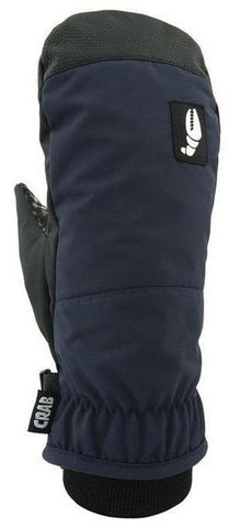 Crab Grab Slush Snowboard Mitten - Navy