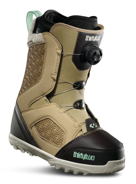 Thirty Two Women's STW Boa Snowboard Boot 2018