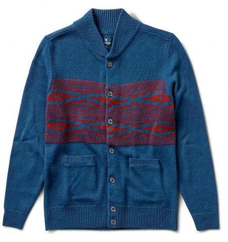 Roark La Pampa Sweater - Navy