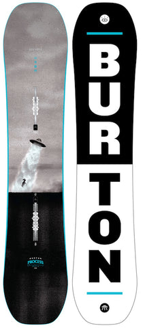 Burton Process Smalls Kids Snowboard 2020