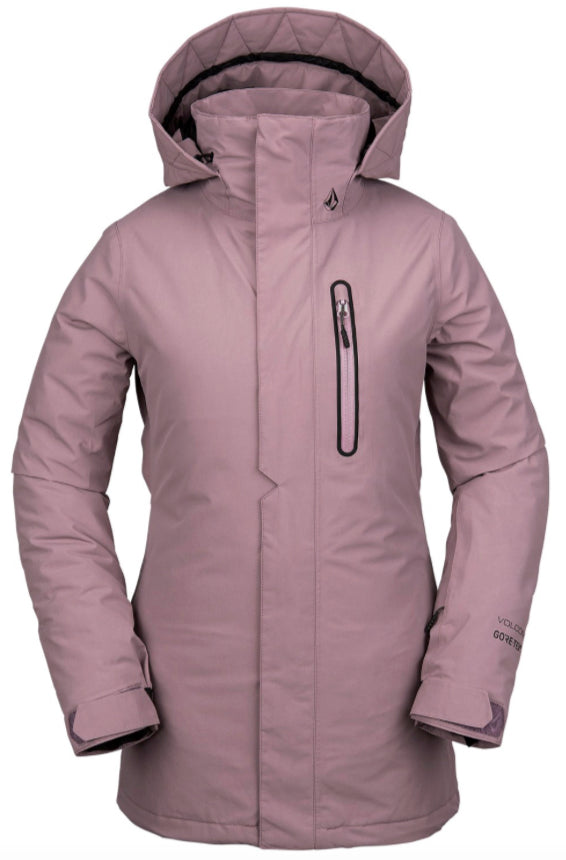 Volcom Eva Insulated Gore-TEX Womens Jacket - Purple Haze