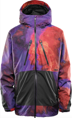 Thirty Two Müllair Jacket - Black/Purple