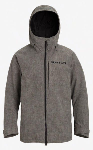 Burton Gore-TEX Radial Shell Jacket - Bog Heather