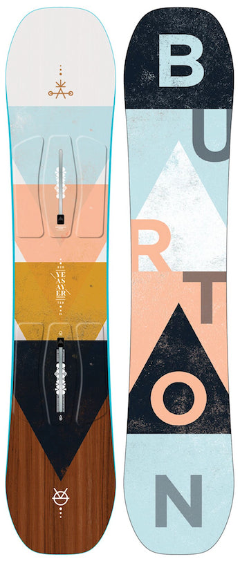 Burton Yeasayer Smalls Kids Snowboard 2020