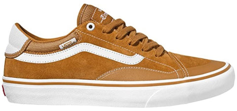 Vans TNT Advanced Prototype - Pumpkin / White