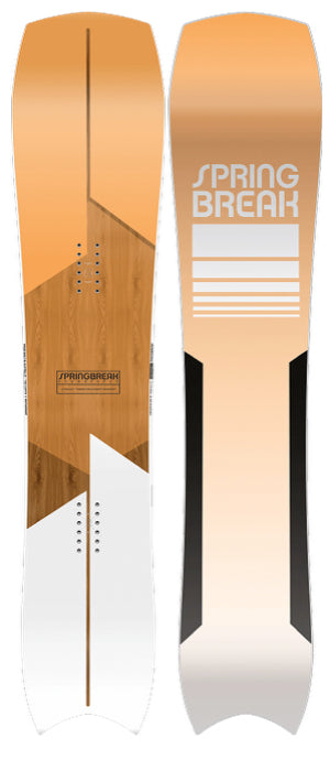 Capita Spring Break Powder Tree Hunter Snowboard 2020