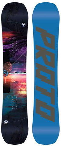 Never Summer Proto Type Two Womens Snowboard 2020