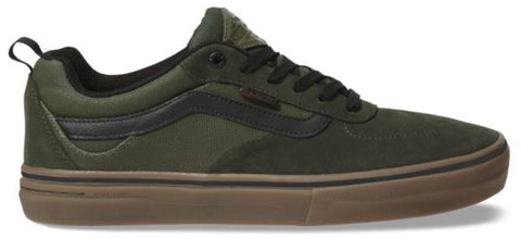 Vans Pro Skate Kyle Walker Pro - Rainy Day / Forest Night / Grapeleaf