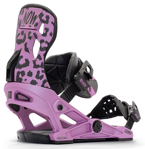 NOW Conda Womens Snowboard Binding 2021