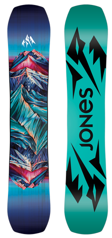 Jones Twin Sister Womens Snowboard 2021
