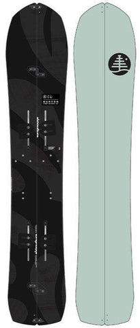 Burton Straight Chuter Family Tree Splitboard 2021