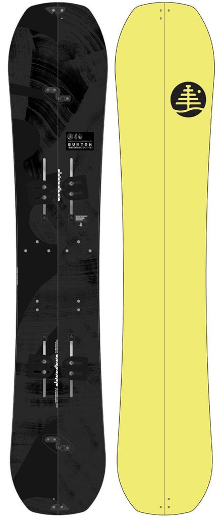 Burton Hometown Hero X Family Tree Splitboard Snowboard 2021