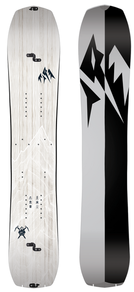 Jones Solution Splitboard Snowboard 2021