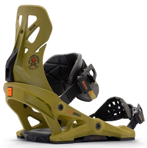 NOW Brigade Snowboard Binding 2021