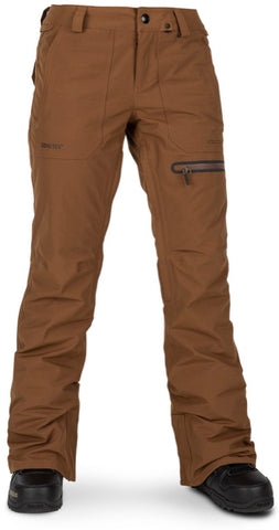 Volcom Knox Insulated Gore-TEX Womens Pant - Copper