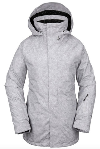 Volcom Leda Gore-TEX Womens Jacket - Heather Grey