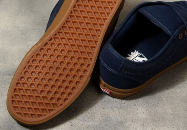 Vans Pro Skate Chukka Low - Dress Blues / Gum