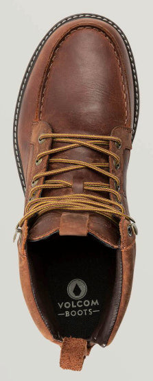 Volcom Willington Boot - Rust
