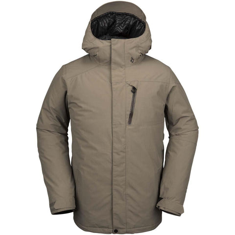 Volcom L Insulated GoreTEX Jacket - Teak