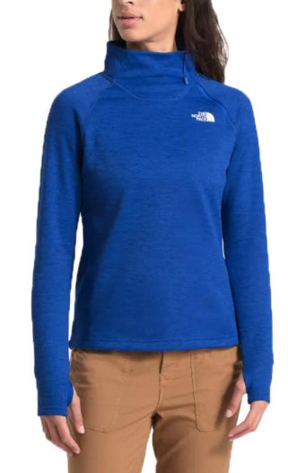 The North Face Womens Canyonlands 1/4 Zip Fleece
