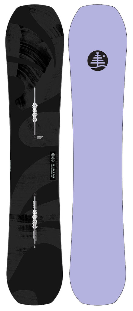 Burton Hometown Hero Family Tree Snowboard 2021