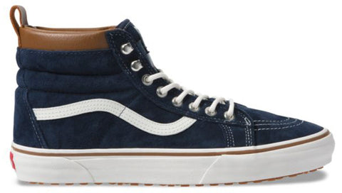 Vans Sk8-Hi MTE - Dress Blues/Marshmallow