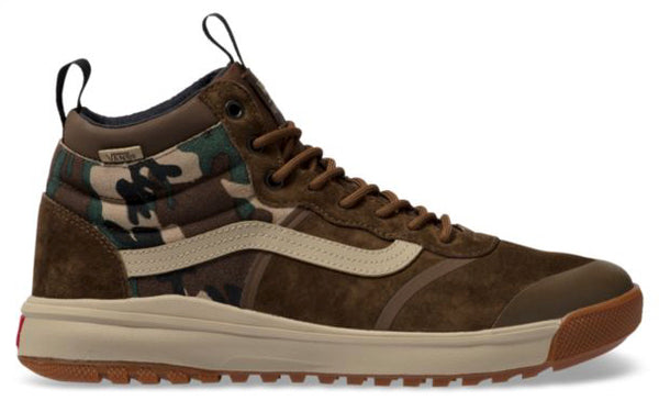 Vans UltraRange HI DL MTE - Dark Earth/Nomad Camo
