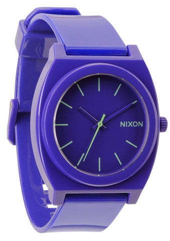 Nixon Time Teller / Purple