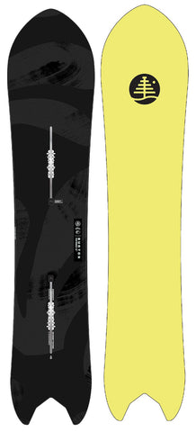 Burton Pow Wrench Family Tree Snowboard 2021