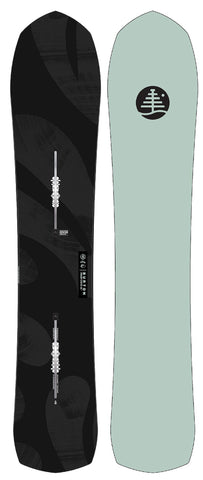 Burton Straight Chuter Family Tree Snowboard 2021
