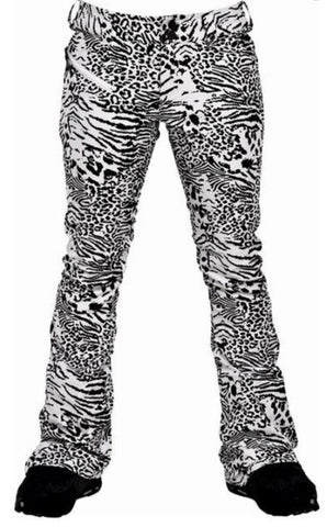 Burton TWC Sugartown Womens Pant - Cheetbra