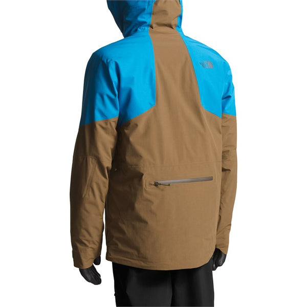 The North Face Powder Guide Gore-Tex Jacket - Hyper Blue / Beech Green