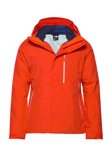 The North Face Garner Triclimate Womens Jacket - Fiery Red