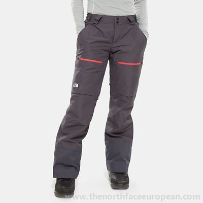 The North Face Powder Guide Gore-TEX Womens Pant - Periscope Grey