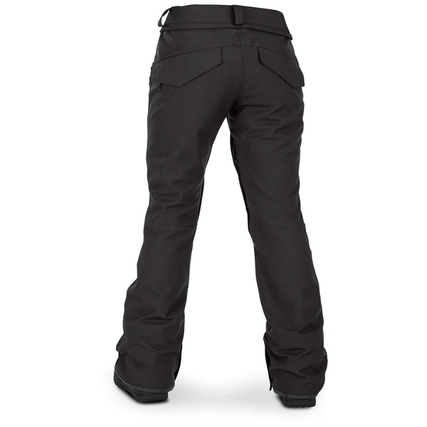 Volcom Grail 3D Stretch Pant - Very Black