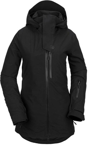 Volcom 3D Stretch Gore-TEX Womens Jacket - Black