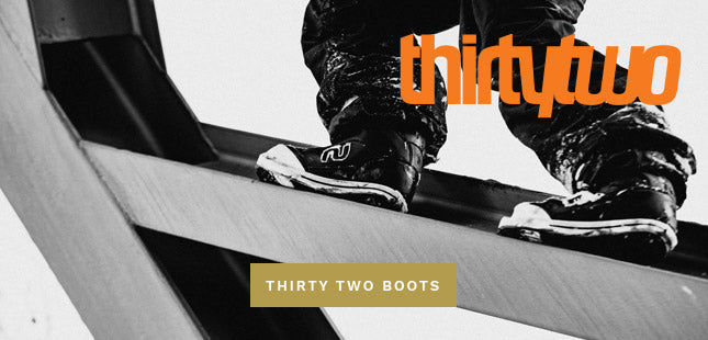 ThirtyTwo 2017 Snowboard Boots