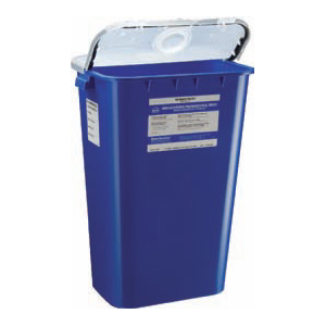 11 Gallon Pharmacy Waste Container