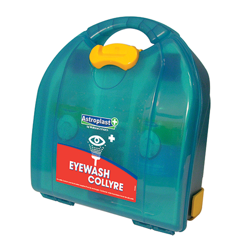 Standard Mobile Eyewash Kit