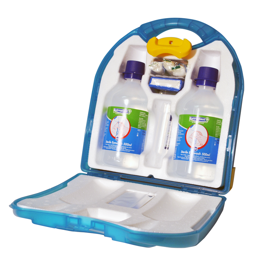 Mobile Eyewash Kit - Frost Prevention