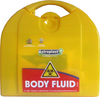Biohazard clean up kit - body fluid grandules