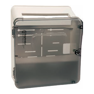 Wall Security Sharps Cabinet - Fits 3 Gallon (333) Container