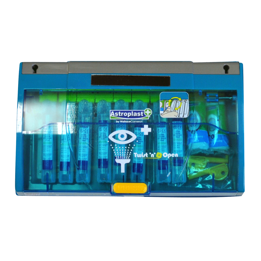 Eyecare Station - 20ml Saline Ampoules