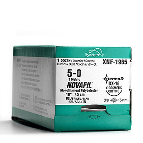 Novafil Suture with C-13 Needle