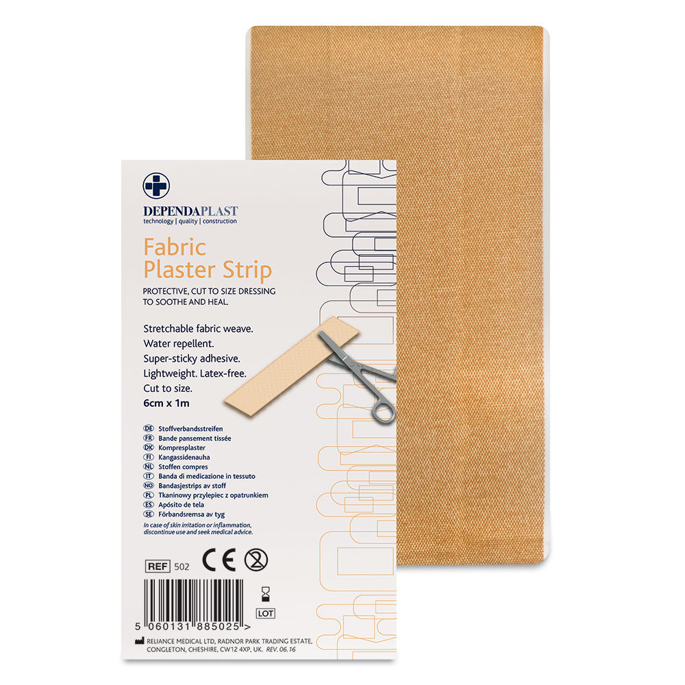 Dependaplast X-Large Fabric Bandage Strip