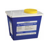 2 Gallon Pharmacy Waste Container