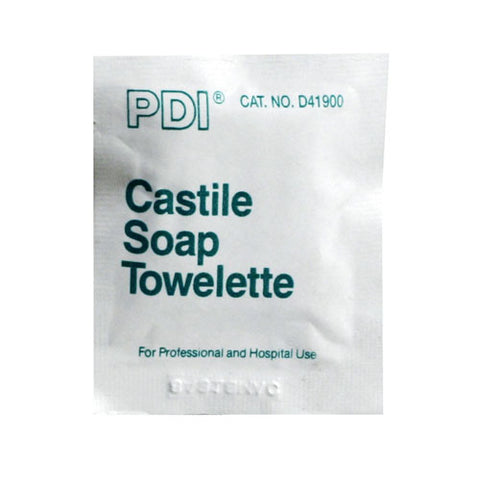 Castile Hand Towelettes