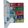 Incident Module First Aid Kit - OHSA ANSI Regulatory Compliance - Wall Mount Kit