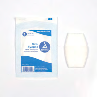 Eye Pads & Non-Woven Sponges – Sterile